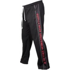 Gorilla Wear Functional Mesh nadrág (fekete/piros) (1 db)
