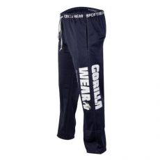 Gorilla Wear Logo Meshpants Blue