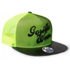 Gorilla Wear Mesh Cap baseball sapka (neon lime) (1 db)