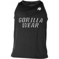 Gorilla Wear New York Mesh trikó (fekete) (1 db)