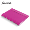 Goss Filofax Notebook Classic Pocket, Fuchsia