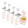 Gourmet 4x40g Gourmet Soup csirke nedves macskatáp