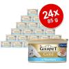 Gourmet Gold Paté 24 x 85 g - Pisztráng & paradicsom
