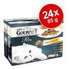 Gourmet Perle 24 x 85 g - Tengerparti duó