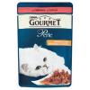 Gourmet Perle teljes értékű állateledel felnőtt macskák számára lazac falatok szószban 85 g