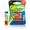 GP elem Ultra Plus LR03 Micro AAA 4db/csom.