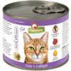 Granatapet DeliCatEssen kacsa- és szárnyashúsos konzerv macskáknak (6 x 200 g) 1.2kg