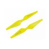 Graupner SJ Graupner COPTER Prop 9x4 légcsavar (2 bd) - sárga