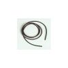 Graupner SJ Silikonový kabel 1,0qmm, 17AWG, 1metr, černý