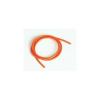 Graupner SJ Silikonový kabel 4,1qmm, 11AWG, 1metr, oranžový