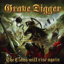 GRAVE DIGGER - The Clans Will Rise Again DVD egyéb zene
