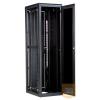 """Great Lakes GL47E-60120-MSM-BL 47U 600 x 1200 19""""-os álló rack szekrény"""
