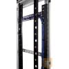 Great Lakes VLB-24100 Lacing bar kit, 1 db vertikális, 2 db horizontális lacing bar + 6 db CM-01 tépőzáras kábelrendező, GL24E-60100-hoz