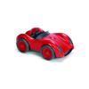 Green Toys piros versenyautó