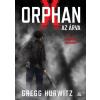 Gregg Hurwitz HURWITZ, GREGG - ORPHAN X - AZ ÁRVA