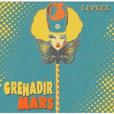 GRENADIR MARS - GRENADIR MARS - LEPKÉK - CD - egyéb zene