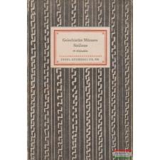 Griechische Münzen Siziliens idegen nyelvű könyv