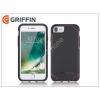 GRIFFIN Apple iPhone 6/6S/7/8 ütésálló védőtok - Griffin Survivor Journey - black/pink