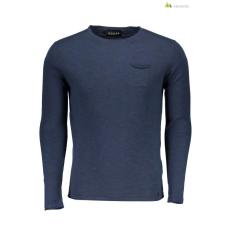 GUESS JEANS Férfi pulóver kék-melanzs WH2-M73R45Z1KS0_FU84