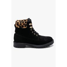 GUESS JEANS - Magasszárú cipő - fekete - 1310339-fekete
