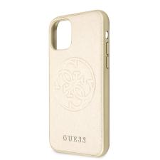 Guess tok Arany (GUHCN65RSSASGO) Apple iPhone 11 Pro Max készülékhez tok és táska