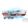 Guillow Cessna 150 (610mm) lézerrel vágott