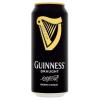 Guinness Draught ír fekete sör 4,2% 0,44 l