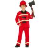 Guirca Gyermek jelmez - tűzoltó Méret - gyermek: M