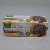 Gullón GULLON diabetikus korpás keksz étcsokoládé bevonattal, édesítőszerrel, 270 g