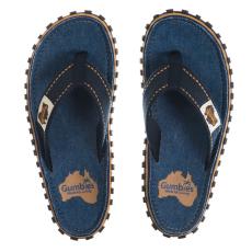 Gumbies Flip-flop Gumbies Islander Dark Denim Cipőméret (EU): 37 / Szín: kék