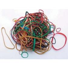 Gumigyűrű színes gyűrű