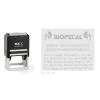 Gungldekor COLOP Printer 54 komplett bélyegző (gumival együtt) 50x40mm-es lenyomattal