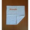 Gungldekor Szauna frottír Arctörlő kendő névre szóló egyedi hímzéssel 36 x 36 cm