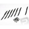 GWS Légcsavar GWS H 12x6 fekete, csomagolásban 6+1 INGYENES