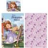 Gyerek ágyneműhuzat Disney Sofia, Szófia 90×140cm, 40×55 cm