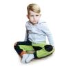 Gyermek fleec nadrág VG  kék - antracit | Kék | 104/110