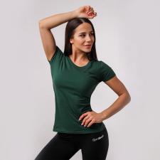 GymBeam Basic Green női póló - GymBeam S női póló
