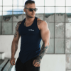 GymBeam Flexin Dark Blue atléta - GymBeam XL