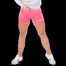 GymBeam Női fitness rövidnadrág Fly-By Pink - GymBeam M
