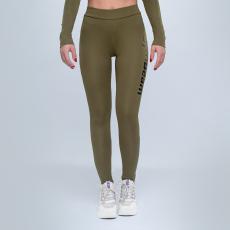 GymBeam Női Leggings Advanced Olive XS