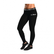 GymBeam Női leggings Simple Black - Gym Beam XL