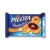 GYŐRI Pilóta vaníliás karika, étcsokoládés