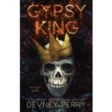 Gypsy King idegen nyelvű könyv