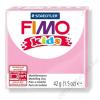 Gyurma, 42 g, égethető, FIMO Kids, pink (FM8030220)