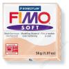 Gyurma, 56 g, égethető, FIMO Soft, bőrszín (FM802043)