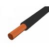 H05V-K 1x1 mm2 Szürke PVC szigetelésű sodrott réz Mcs-kh vezeték