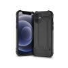 Haffner Apple iPhone 12 Mini ütésálló hátlap - Armor - fekete