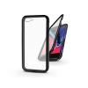 Haffner Apple iPhone 7 Plus/iPhone 8 Plus mágneses, 2 részes hátlap előlapi üveggel - Magneto 360 - fekete
