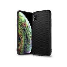 Haffner Apple iPhone X/XS hátlap - Liquid Air - fekete tok és táska