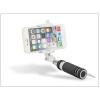 Haffner Blun Selfie Holder szelfi bot exponáló gombbal, 3,5 mm jack csatlakozóval - fekete/fehér